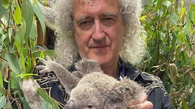 """Brian May (Queen): """"Comer animales nos ha llevado a tocar fondo como especie"""""""