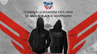 ¿Quieres ganar una sudadera exclusiva de 'Back in Black'? ¡Enséñatos tu copia del disco!
