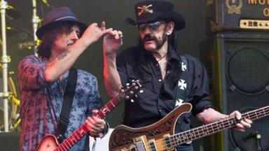 Phil Campbell desvela el extraño consejo que Lemmy le dio antes de que se subiera al escenario