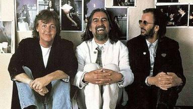 El último almuerzo de George,Ringo y Paul
