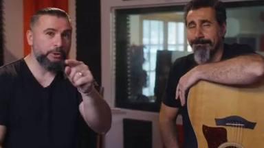 Serj Tankian (System of a Down) devela la clave para coexistir con John Dolmayan y su visión política