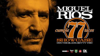 """Miguel Ríos: """"Que lo dejé pero que no, que vuelvo otra vez"""""""