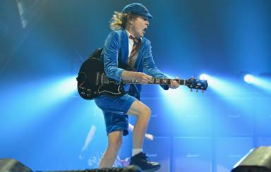 Angus Young desvela el disco y canción fundamentales en el repertorio de AC/DC