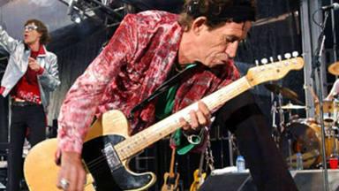 Keith Richards se cae del cocotero en RockFM Motel con Rodrigo Contreras