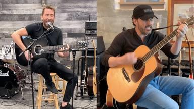 """Nickelback publica una nueva versión de """"How You Remind Me"""" desde el confinamiento"""