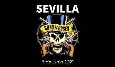 Guns N Roses anuncia concierto en España