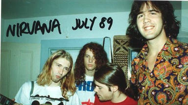 Nirvana en 1989