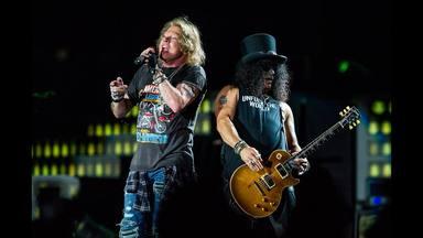 Live Nation aclara la situación del estado del concierto de Guns N' Roses en Sevilla