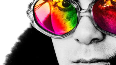 Imagen de la portada de 'Yo' de Elton John.