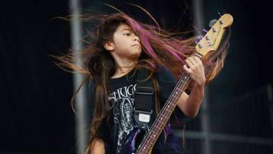 Robert Trujillo (Metallica) alaba la gigantesca gesta musical de su hijo, de tan solo 15 años