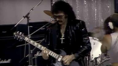 """Tony Iommi (Black Sabbath) recuerda cómo echó a Madonna de un ensayo y tocar """"de resaca"""" en el Live Aid"""