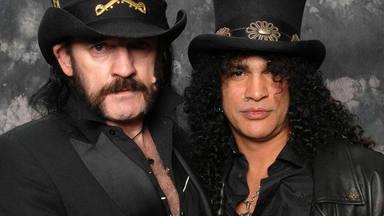 Slash (Guns N' Roses) cuenta el incómodo malentendido que tuvo con Lemmy (Motörhead) cuando le conoció