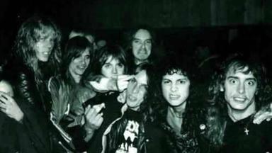 """Gary Holt recuerda cómo Exodus humilló a Metallica: """"Les machacamos sobre el escenario y ellos lo sabían"""""""