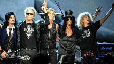 "Gilby Clarke explica cuál fue ""el único motivo"" ""volvió"" Guns N' Roses en el Rock and Roll Hall of Fame"