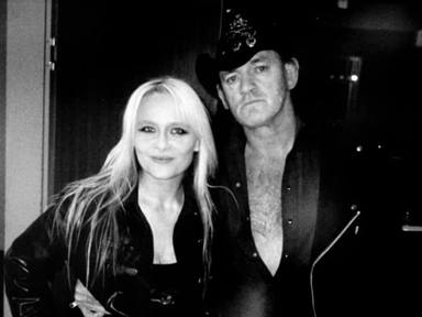 """Doro Pesch, la última en recibir el regalo más especial de Lemmy (Motörhead): """"Ha sido conmovedor"""""""
