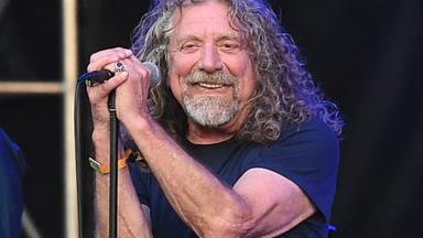 Robert Plant regresa al escenario con su banda Saving Grace