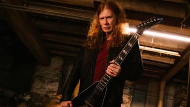 """Dave Mustaine (Megadeth) sobre el próximo disco de la banda: """"Está casi terminado"""""""