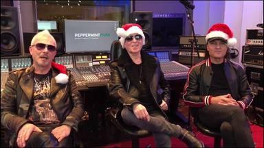"""Scorpions interpretan una versión a capella de """"What A Wonderful World"""" para felicitarte la Navidad"""