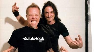 """La increíble historia de Joe Duplantier (Gojira): """"Sin no fuera por Metallica no estaría casado y con hijos"""""""
