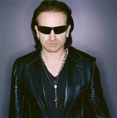 """Bono de U2, manteniendo el tipo ante el """"Vértigo"""""""