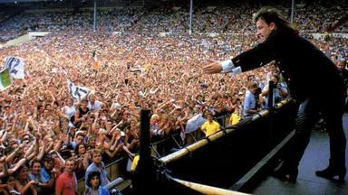 U2 en el Live Aid