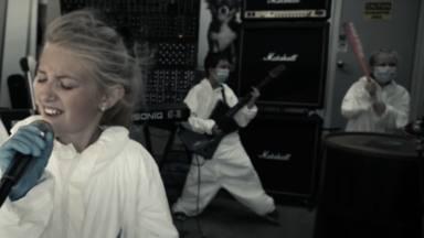 """Esta versión del """"Du Hast"""" de Rammstein interpretada por niños te dejará la piel de gallina"""