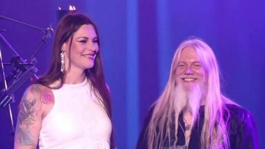 """Floor Jansen (Nightwish) rompe su silencio sobre la salida de Marko Hietala: """"No fue nada agradable"""""""