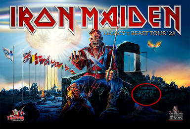 Cartel Iron Maiden