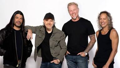 Metallica te va a volver a romper la cabeza