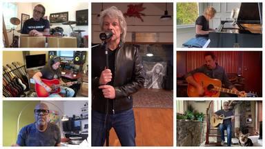 "Bon Jovi se reúne para tocar ""It's My Life"" contra el coronavirus"