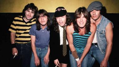 AC/DC rompe su silencio y recuerda el debut de Brian Johnson e invitarte a la celebración de 'Back in Black'