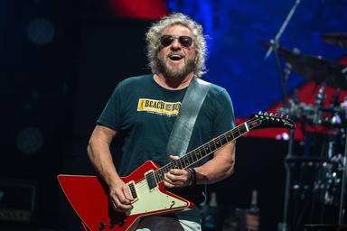 Sammy Hagar (The Circle) da a concer la canción de 'Van Halen' que rinde homenaje a Kurt Cobain