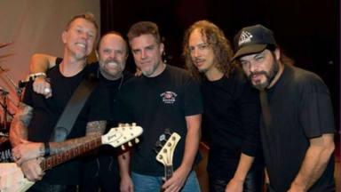 """Esta es """"la canción más asquerosa"""" que Metallica ha grabado, según su primer bajista"""