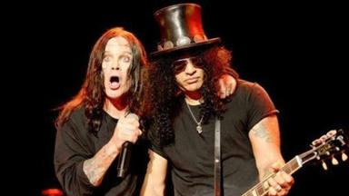 """Así estuvieron a punto de """"volar en pedazos"""" Tom Morello y Slash en un concierto de Ozzy Osbourne"""