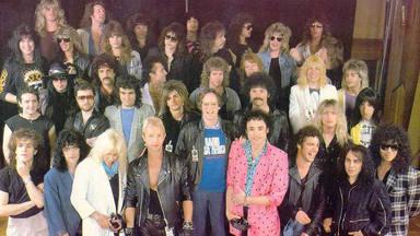 Adrian Smith (Iron Maiden) cuenta la verdad sobre su participación en el Hair 'N Aid