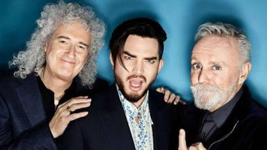 Brian May lo admite: Queen está trabajando en nueva música con Adam Lambert