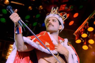 """Entra """"en la cabeza"""" de Freddie Mercury (Queen)"""