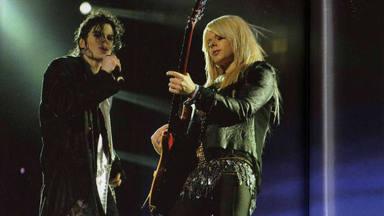 La guitarrista de Michael Jackson se sincera sobre las agotadoras jornadas laborales del cantante