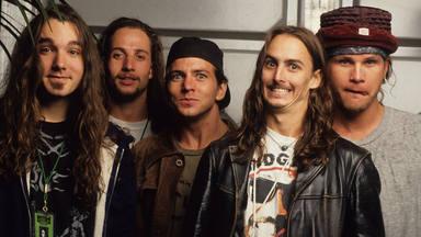 Lanzan un pedal de guitarra con los tonos del 'Ten' de Pearl Jam.