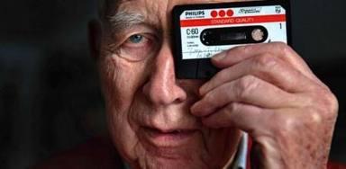 Muere Lou Ottens. el inventor del cassette