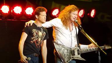 ¿Se unirá Jason Newsted (ex-Metallica) a Megadeth? Su mujer sale al paso de los rumores