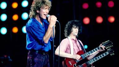 Led Zeppelin: la reunión más desastrosa -con Phil Collins- de una de las bandas más grandes de la historia