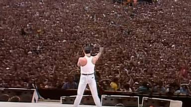 """Brian May se sincera sobre la actuación de Queen en el Live Aid: """"Tuvimos una ventaja injusta"""""""