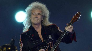 Brian May (Queen) habría sufrido un ataque al corazón cuando fue mandado al hospital