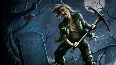 Iron Maiden, un hombre misterioso y una pregunta: ¿Quién es Benjamin Breeg?