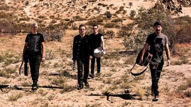 Del desierto preferido de Keith Richards para 'colocarse', nació el nombre del disco más emblemático de U2