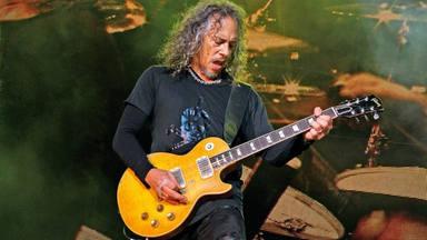 """Kirk Hammett (Metallica) une fuerzas con Gibson: """"Es un gran momento para hacerlo"""""""