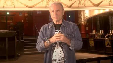 """Bruce Dickinson habla sobre 'Senjutsu', el nuevo álbum de Iron Maiden: """"Estaba terminado desde hace años"""""""