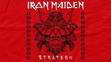 'Stratego', el segundo single del nuevo álbum de Iron Maiden