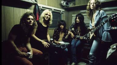 Aerosmith publicarán grabaciones en su local de ensayo de 1971.